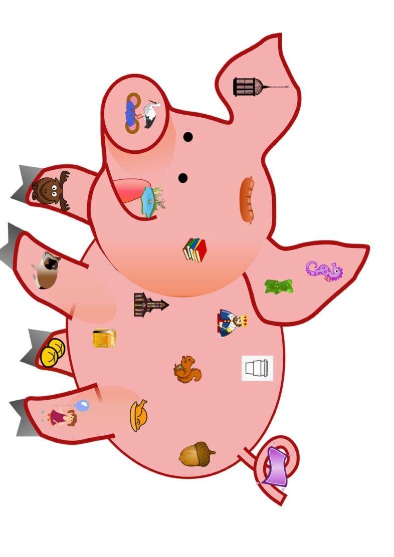 Lautfestigung mit Schwein – ch1/Chitismus