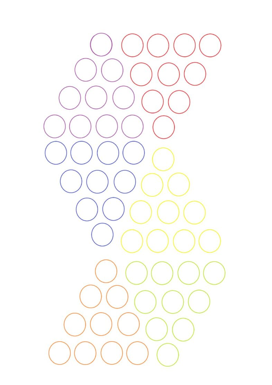 Zazo – Ein buntes, einfaches Würfelspiel
