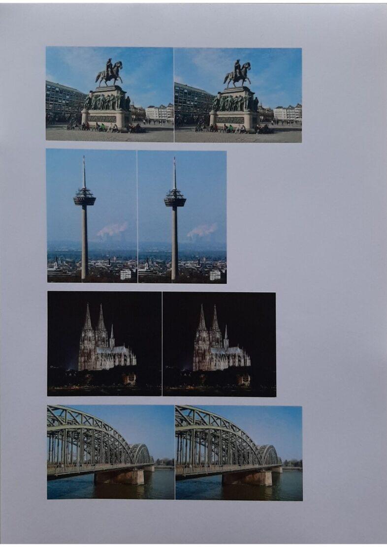 Memory zum Thema Köln für kölsche Aphasiker